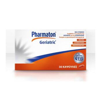 Pharmaton Geriatric Πολυβιταμίνη