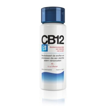 CB12 Στοματικό Διάλυμα κατά της κακοσμίας του στόματος