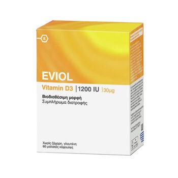 Eviol Vitamin D3 1200IU 30mg